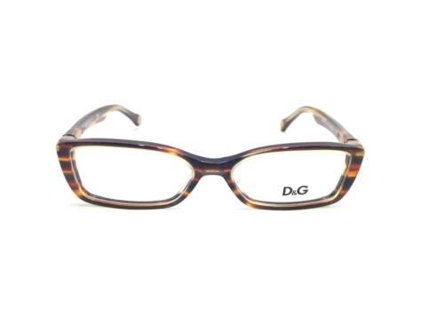 $350 Dolce /& Gabanna Womens Brown Eyeglasses Frames Glasses Optical Lenses 1219