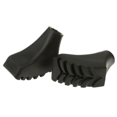 4pcs Rubber Paw Feet Tips Hammers Walking Stick Caps for Hiking Trekking