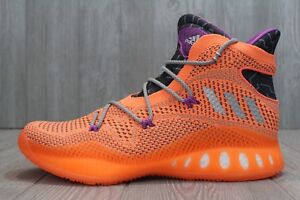 pretty nice 3e056 a88dd Image is loading 29-New-Men-039-s-ADIDAS-Crazy-Explosive-