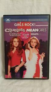 Mean-Girls-Clueless-2-Pack-DVD-2011-2-Disc-Set-Widesceen-English-French