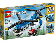 LEGO 31049 Elicottero bi-elica 3in1 Creator 8-12 Pz 326