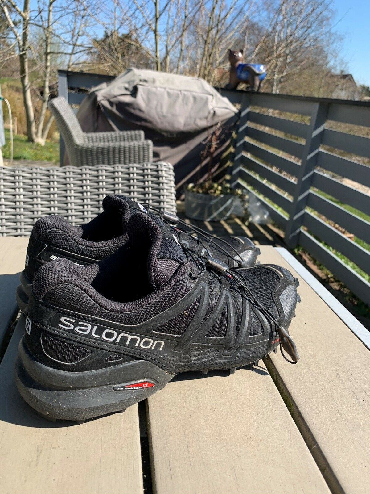 Vandresko, Salomon speedcross 4,