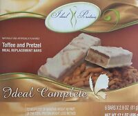 Ideal Protein Toffee & Pretzel Meal Replacement Bars