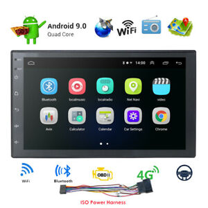 """Android 8.1 8/"""" Car Stereo GPS Radio 4-Core DAB TPMS For Chevrolet GMC Buick"""