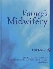 Varney's Midwifery by Carolyn L. Gegor, Tekoa L. King, Jan M. Kriebs, Mary C....