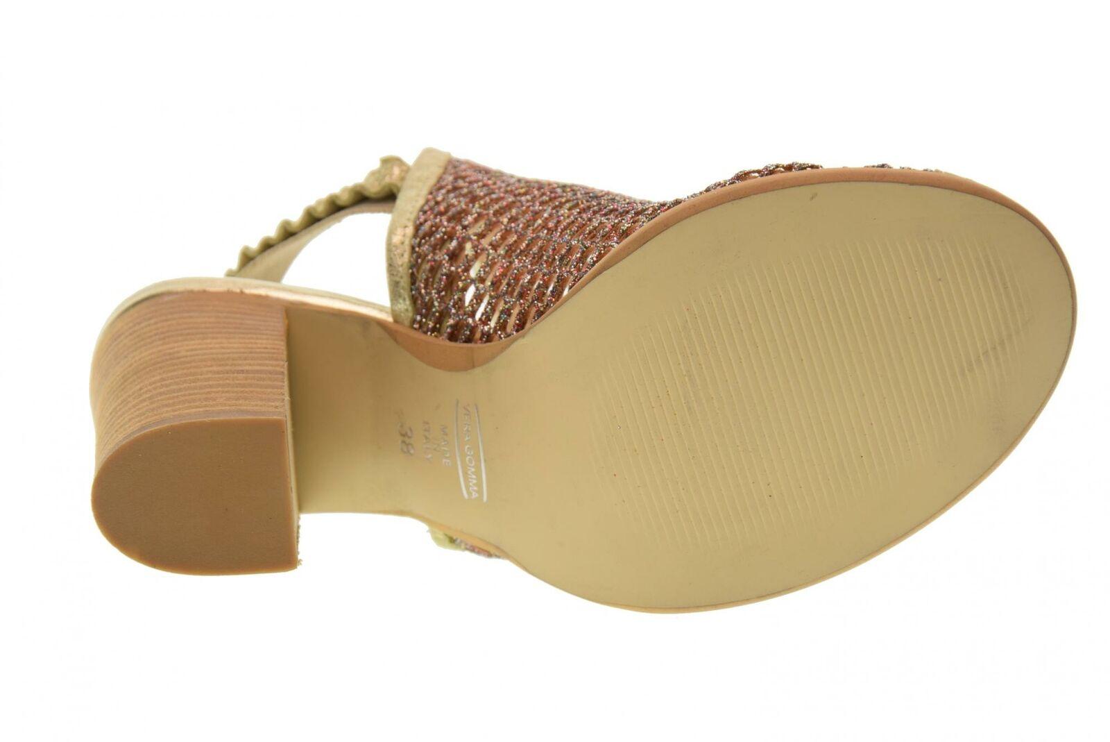 Erman's P18u femmes femmes femmes chaussures sandal 145 or 6d1ac0