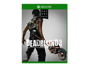 Dead rising 3 day one edition microsoft xbox one 2013 ebay dead rising 3 day one edition microsoft xbox one 2013 malvernweather Images
