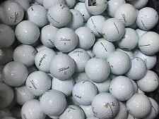 100 Titleist ProV1 AAA / AAAA Used GOLF BALLS Pro V1 FREE TEES