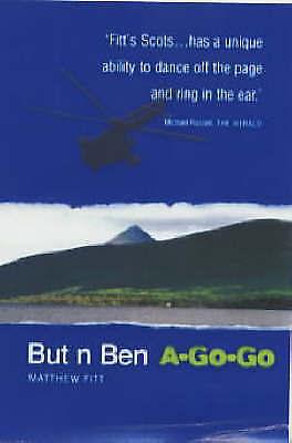 """""""AS NEW"""" But n Ben a-go-go, Fitt, Matthew, Book"""