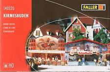 "Faller Traccia h0 1:87 - 140320 (320) KIT"" 2 Guillaume budenburg ""dolciumi/schießhalle"
