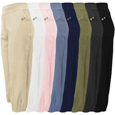 Pantalon Femmes sommerhose Loisirs Pantalon