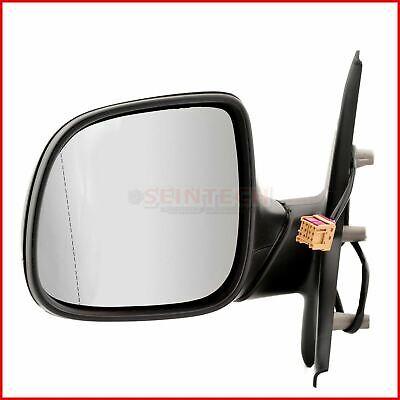 Volkswagen Transporter T5 2010-/> Wing Mirror Glass N//S Passenger Side Left