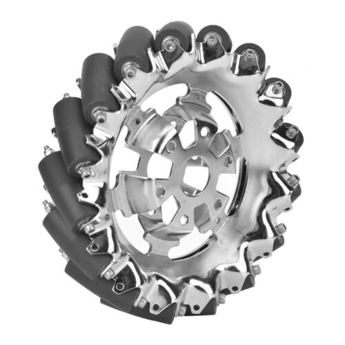 6in Mecanum Wheel 45-Degree Omnidirectional Wheel Robot Wheel High-Quality