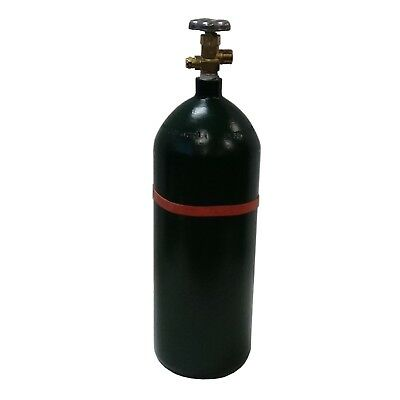 20 CF Cylinder Inert for Welding tank  CGA580 Argon bottle Argon//CO2 Helium