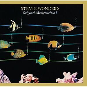 STEVIE-WONDER-ORIGINAL-MUSIQUARIUM-I-2LP-2-VINYL-LP-NEU
