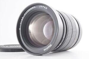 lt-Quasi-Nuovo-gt-150mm-f-4-5-Mamiya-G-manuale-MF-LENTE-L-per-nuove-Mamiya-6-Giappone-2841