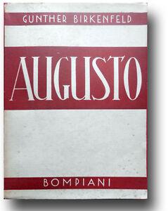 Gunther-BIRKENFELD-AUGUSTO-ed-BOMPIANI-1937