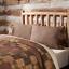 PRESCOTT-QUILT-SET-choose-size-amp-accessories-Rustic-Plaid-Brown-Lodge-VHC-Brands thumbnail 13
