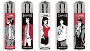 COLLEZIONE 2019 CLIPPER LARGE LUPIN THE 3rd SERIE 3