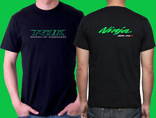 ROK Raider of Kawasaki Ninja  ZX 14r Motor Racing Black t shirt KTM Yamaha