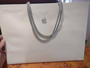 Détails sur Genuine Apple Store Nouveau Sac Papier Sac porte 40x50 cm iPhone X XR XS 8 7 6 S Xi afficher le titre d'origine