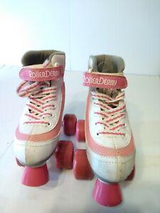 Girls-Roller-Derby-Firestar-Skates-Size-Youth-13
