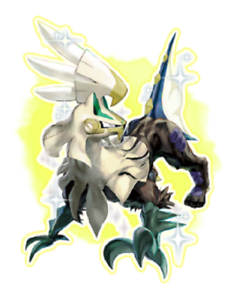 Ultra-Pokemon-Sun-and-Moon-Aether-039-s-Silvally-Event-6IV-EV-Trained
