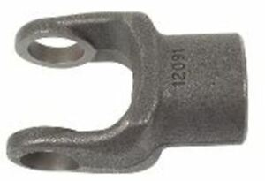 12N184-Implement-Yoke-1-1-8-034-Round-Bore-1-4-034-Keyway