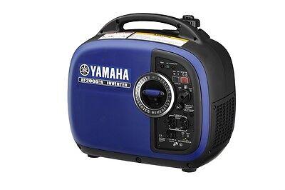 Yamaha EF2000is - 2000 Watt - 2 5 HP - Inverter - Portable Generator