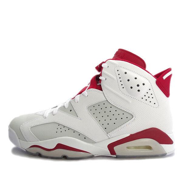 d14084118d0 Nike Air Jordan 6 Retro VI Alternate 1991 Hare Men Aj6 2017 Shoes DS  384664-113 11.5 for sale online | eBay