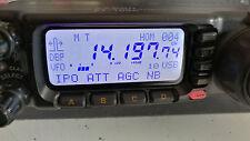 YAESU FT-100D HF-VHF-UHF Tranceiver MINT! INRAD Filter, FTS-27, MH-36, YSK-100