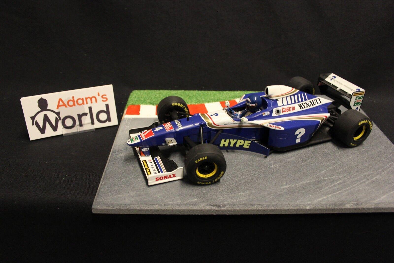 Minichamps Williams Renault FW19 1997 1:18  4 Heinz-Harald Frentzen  CAN   F1NB