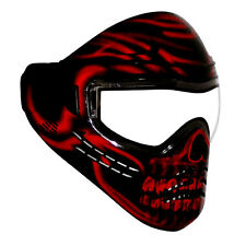 New Save Phace Diss Series Thermal Paintball Goggles Mask - Diablo