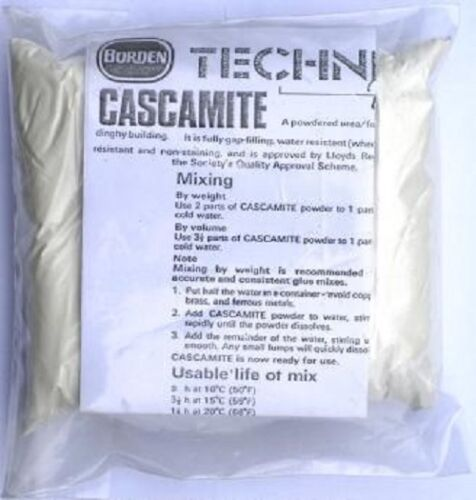 Cascamite Adhesivee  available in sizes 100g to 25kg Wood Glue