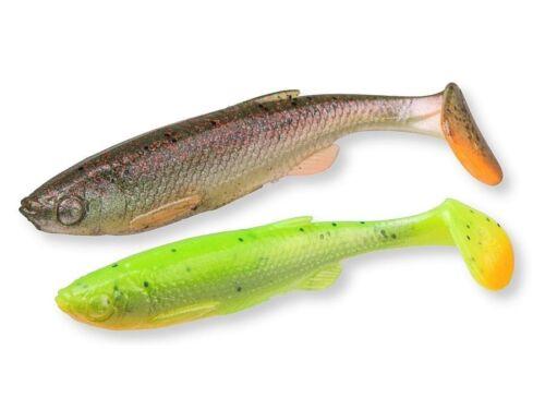 Soft baits Pike Bass NEW 2019 Savage Gear Fat T-Tail Minnow Bulk 9cm 7g 5pcs