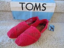 TOMS Shoes Women's 9 Pnk
