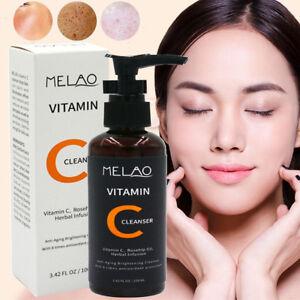 MELAO-Herbal-Vitamin-C-Cleanser-Face-Wash-Cleansing-Foam-Facial-Anti-Aging-100ml