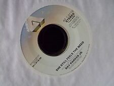 """RAY PARKER JR. I Still Can't Get Over Loving You/She Still Feels The Need 7"""" 45"""