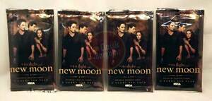 The-Twilight-Saga-New-Moon-Trading-Cards-x-4-Packet-Neca-trading-cards
