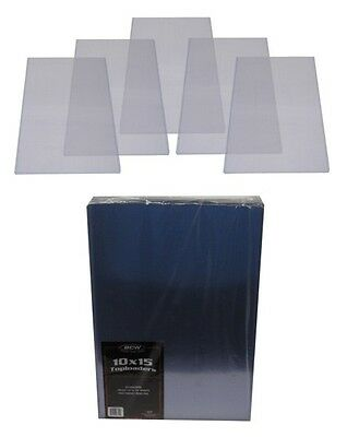 BCW TLCH-9X11.5X7MM Magazine Toploaders Top Load Covers Sleeves Holders NEW 10