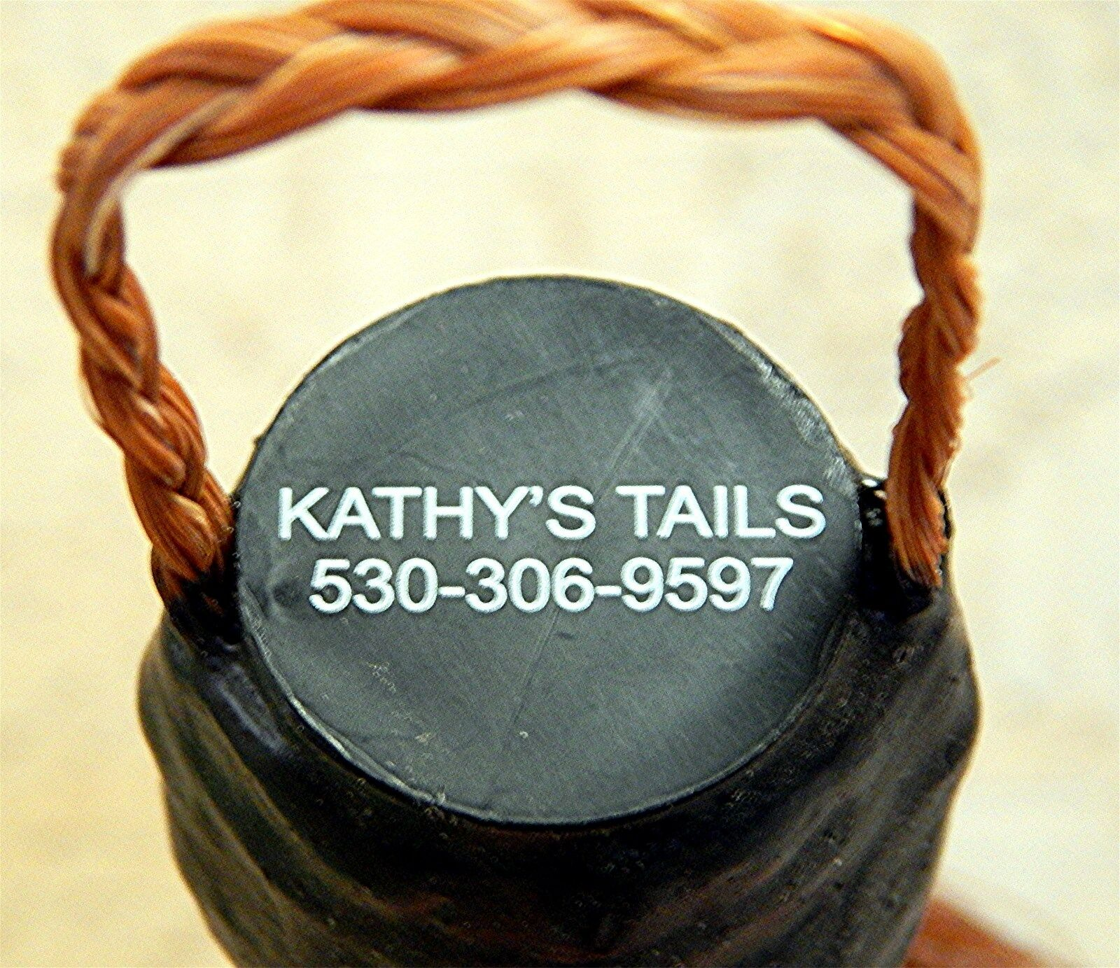New Tail Extension Drk Chestnut 1lb by by by KATHYS TAILS Free ship&bag AQHA APHA PtHA 29a839