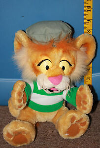 Fisher Price Between The Lions Lionel Plush Stuffed Animal