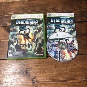 Dead Rising (Microsoft Xbox 360, 2006)- Complete