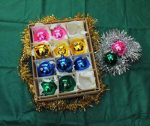 PALLINE-VINTAGE-per-addobbo-albero-di-Natale-Anni-60-in-D-cm-6-00-Conf-da-12
