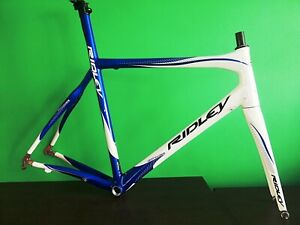 RIDLEY-DAMOCLES-ISP-Integrated-Seatpost-Aero-Carbon-Frame-LARGE