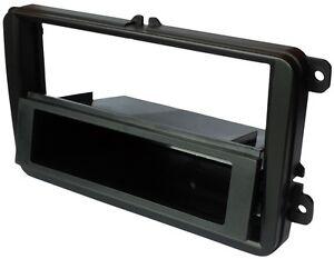 Adaptateur-Autoradio-Facade-Cadre-1DIN-2DIN-pour-VW-Lavida-Passat-B6-B7-CC-Polo