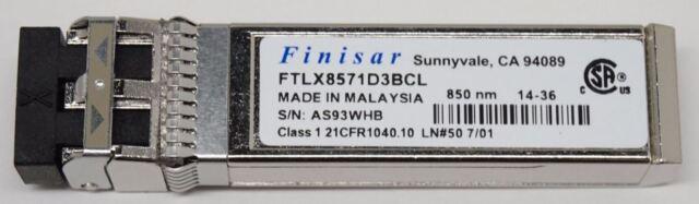 Alcatel-Lucent 3HE00564CA XFP 10G LR-LC 1310nm 10km ROHS 6//6 0//70C IPUIBD7DAA