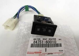 TOYOTA-84751-60010-Seat-Heater-Switch-Right-Genuine-Car-Parts-LAND-CRUISER