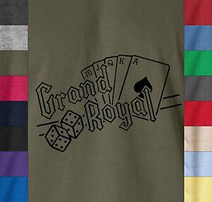 57d819cc Beastie Boys GRAND ROYAL T-Shirt AD Rock MCA Run DMC - 100% Ringspun ...