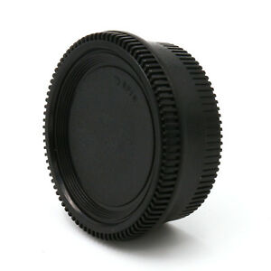 New-Body-Front-Rear-Lens-Cap-Cover-For-Nikon-AF-AF-S-Lens-DSLR-SLR-Camera
